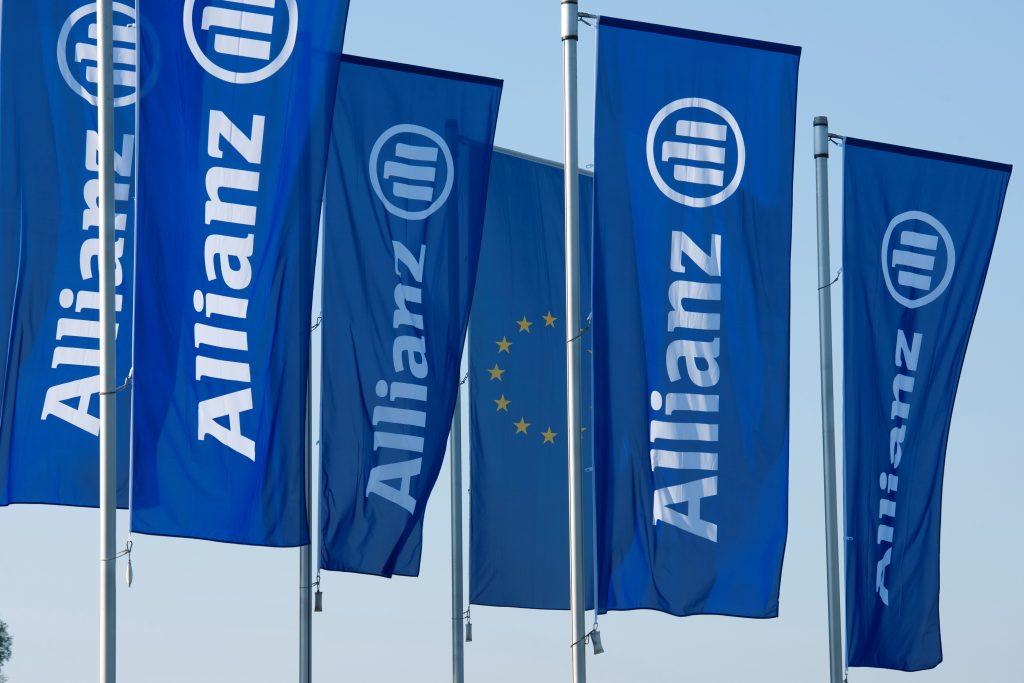 Allianz AG ein Wert unseres Depot