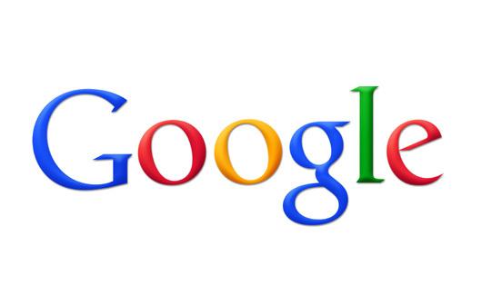 Bild von Google im Internet