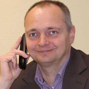 Herr Burmester Mitglied des Aktienclub NDAC