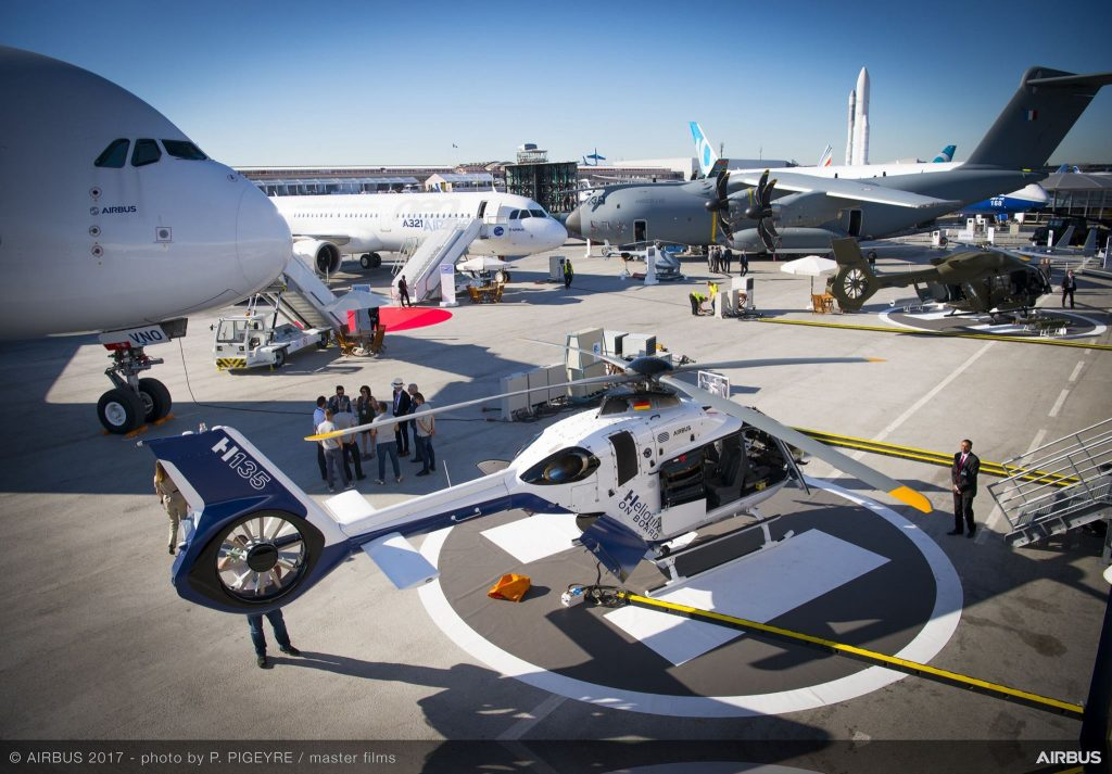 Airbus baut Helikopter in China