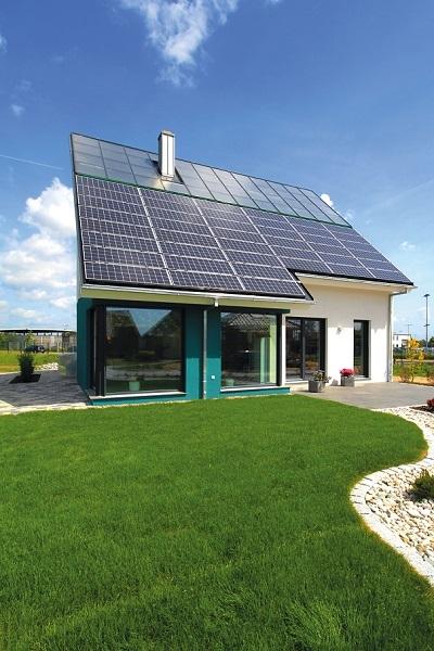Bild eines HELMA Energiesparhaus