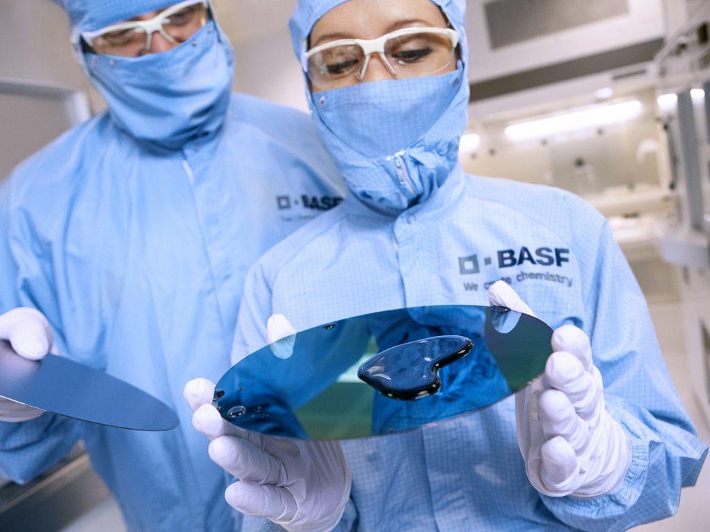 BASF verlauft Lacke-Gschäft