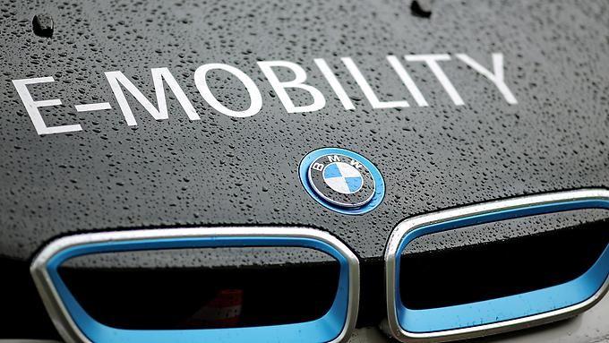 BMW verstärkt seine Anstrengungen bei Elektro-Autos