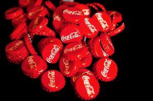 Bild Deckel - Coca Cola Aktie