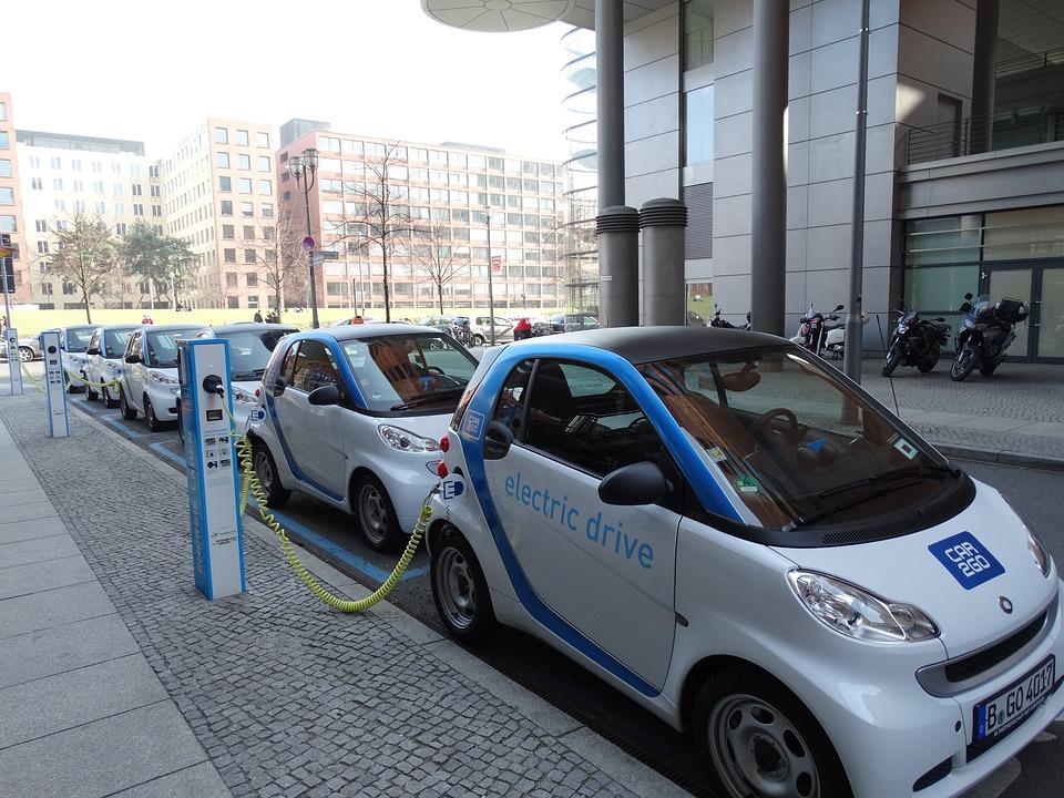 Elektrofahrzeuge in Deutschland