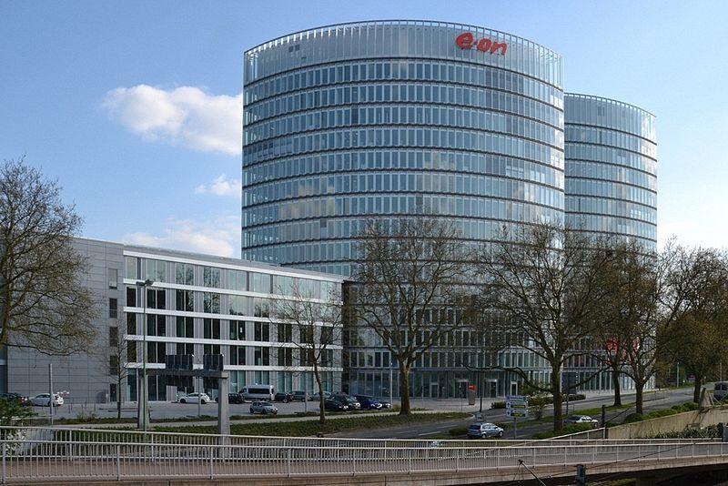 Bild der E.ON Zentrale in Essen