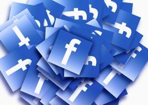 Facebook ein Wert unseres Aktienfonds wieder mit starken Zahlen