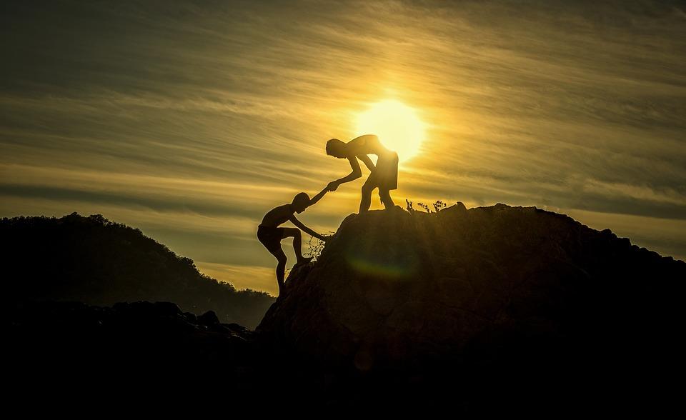 Bild gemeinsam zum Erfolg