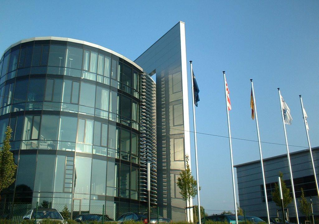 Bild des OHB Gebäude