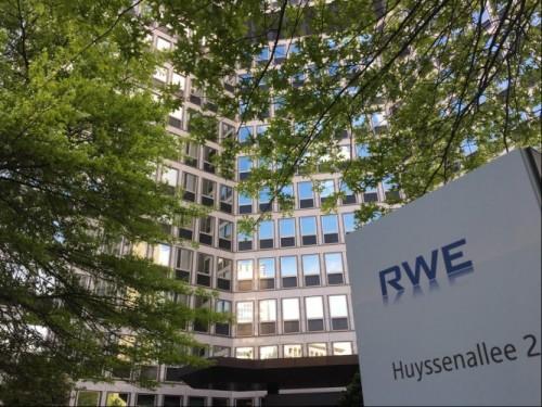 Bild des RWE Gebäude