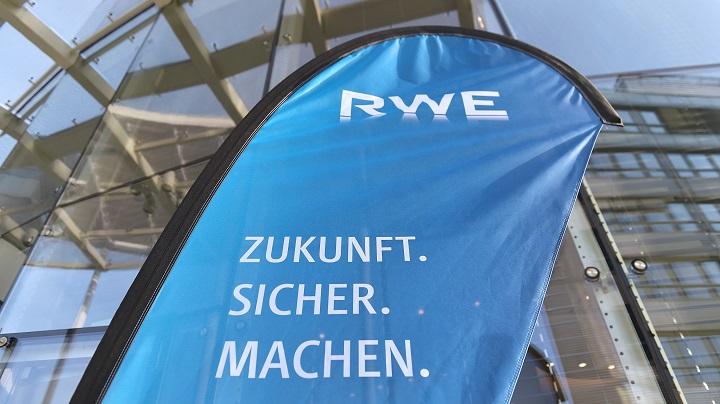 Slogan der RWE